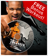 Insanity Special Offer