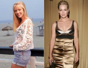 Jennie Garth Does P90x