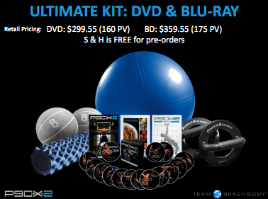 P90x2 Ultimate Kit