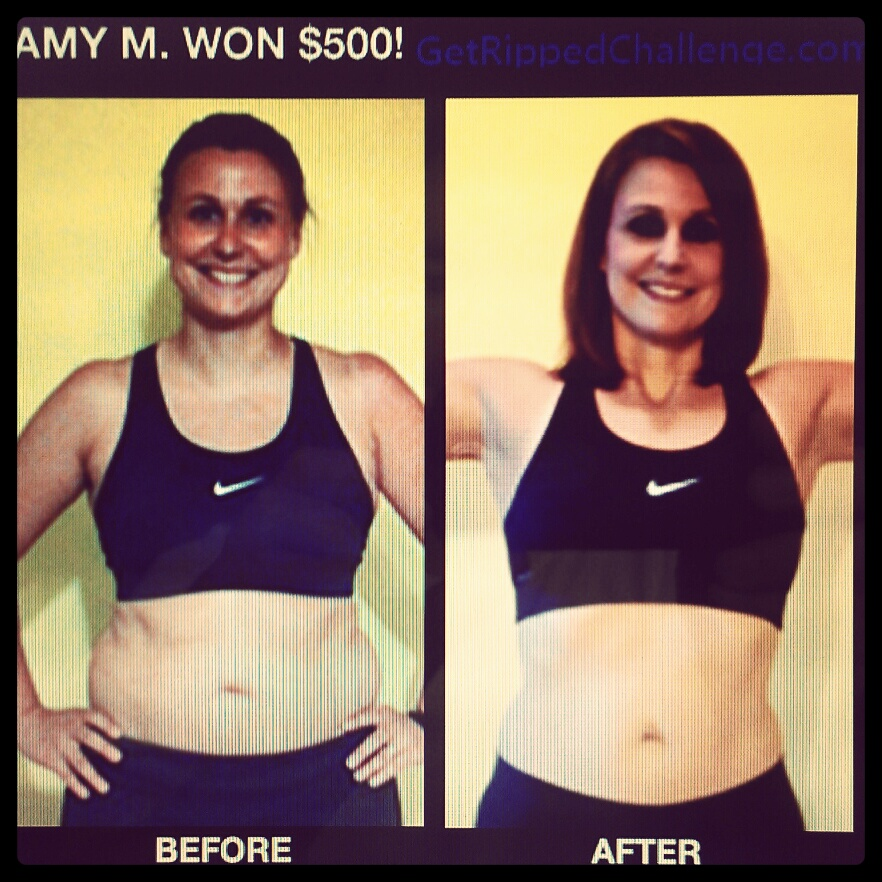 Amys lost pounds with shaun rockin body workout becoming jpg 882x882 Amys  body 00ed5fb06