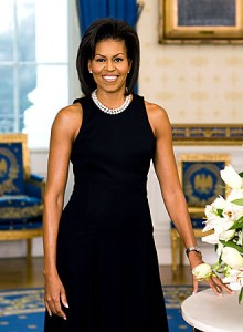 Michelle Obama Does P90x