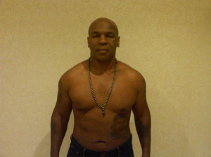 Mike Tyson Does P90x