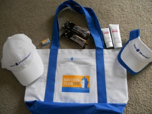 Beachbody Cruise Gift Bag