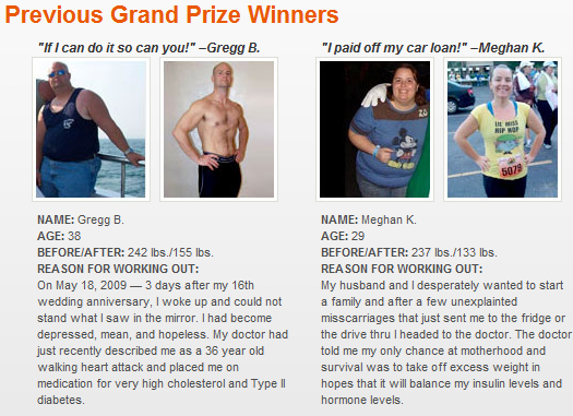 Beachbody Sweepstakes Winners