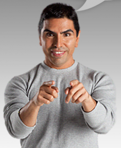 "Eddie ""Piolin"" Sotelo P90x Weight Loss Challenge"